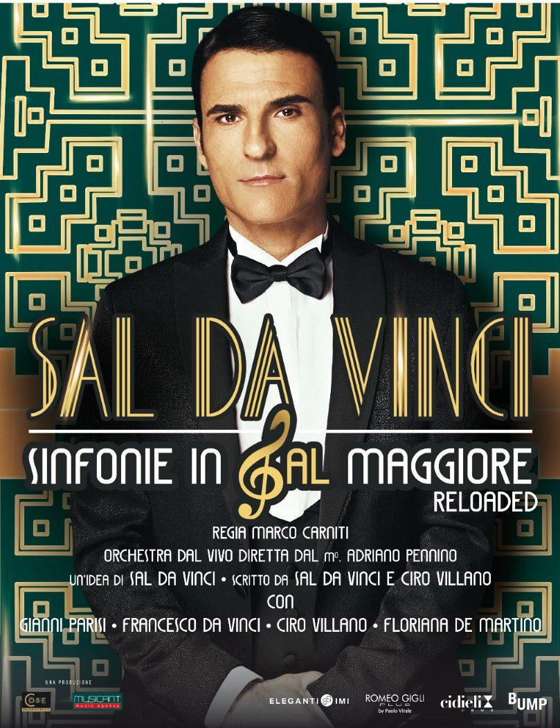 SAL DA VINCI – Sinfonie in Sal Maggiore