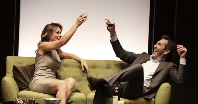 La menzogna di Florian Zeller chiude la IV stagione teatrale